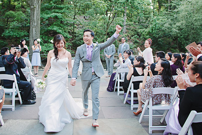 Bronx Botanical Garden Wedding 47